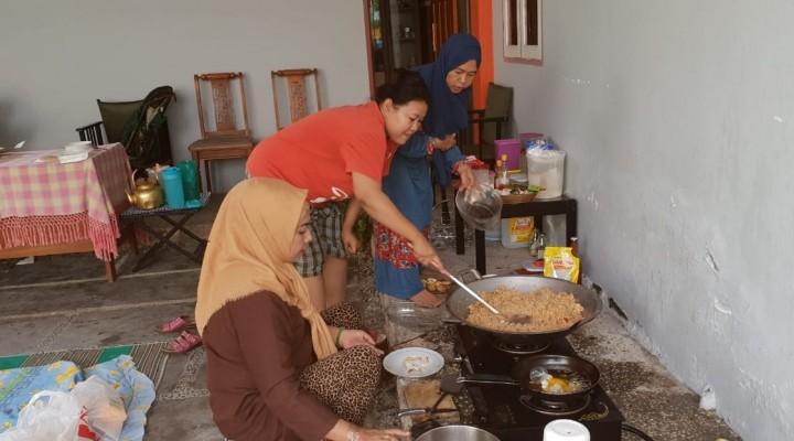 KKSS Buka Dapur Umum di Palu