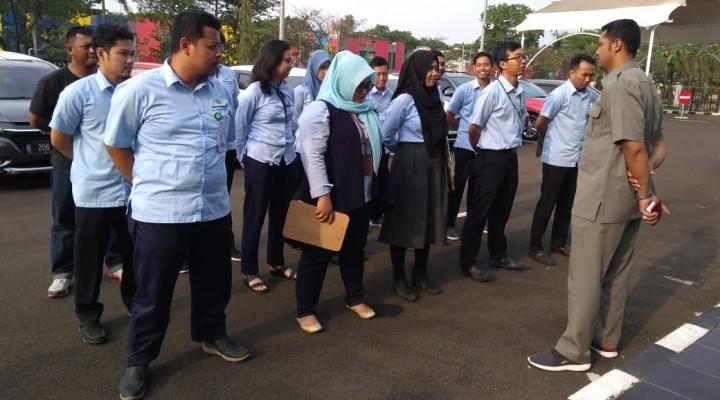 Momen Sumpah Pemuda Kobarkan Semangat Anak Milenial PT KBN Persero