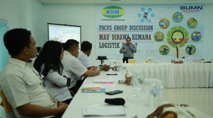 KBN Persero Bangun Kembali Kejayaan Bisnis Logistik
