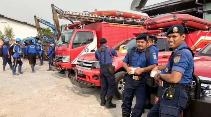 Banjir Mengancam, Kali KBN Dibersihkan