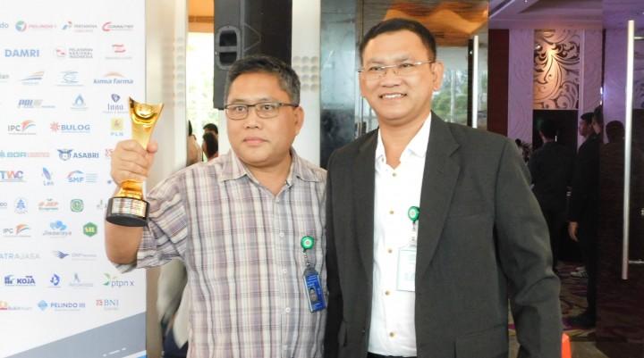 Penghargaan untuk KBN di Ajang BUMN Award