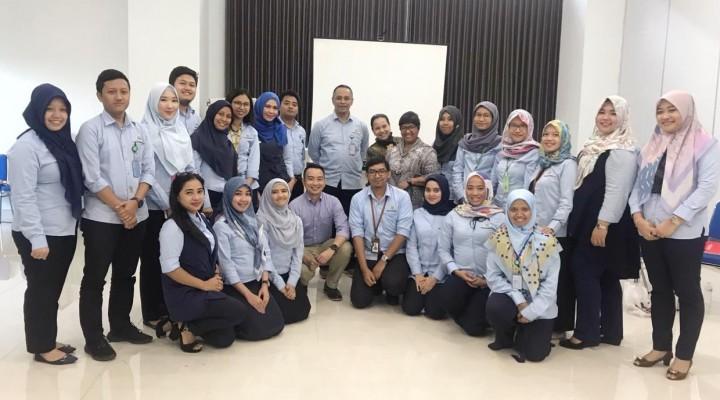 Karyawan KBN Dilatih Public Speaking