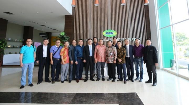 KBN Tawarkan Lahan di Luar Jakarta untuk Industri Daur Ulang dari China