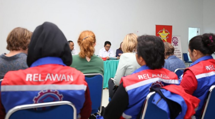 KBN Jadi Pelopor Mencegah Pelecehan Seksual di Tempat Kerja