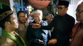 Sattar Taba Sampaikan Dukacita kepada Ustad Maulana